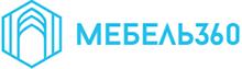 Логотип Мебель 360 Евпатория